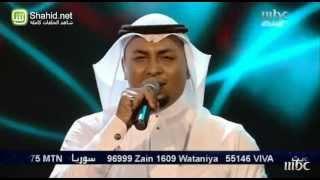 Arab Idol - حلقة الشباب - ابراهيم العبدالله - لا لا تضايقونه