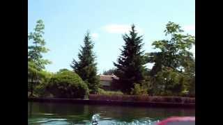 Rc Tug And Barge Handling Tualatin, Or Usa 2012