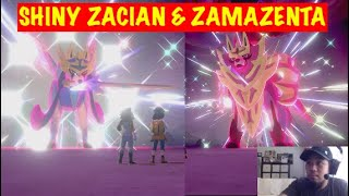 I DO NOT OWN RIGHTS AND/OR TAKE CREDIT FOR ANY MODIFIED POKEMON IN MY GAME!) Currently Hosting: SHINY ZACIAN & ZAMAZENTA!