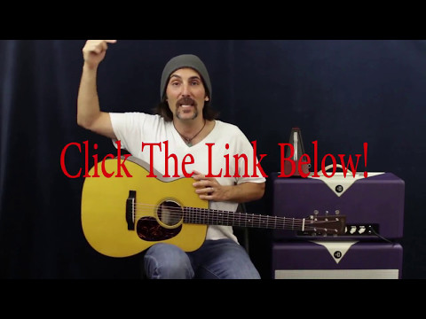 The Ultimate Guitar 10 minute warm up exercise Guide (It REALLY works)