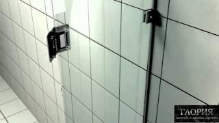 Монтаж и установка душевой двери(, 2015-11-17T05:50:49.000Z)