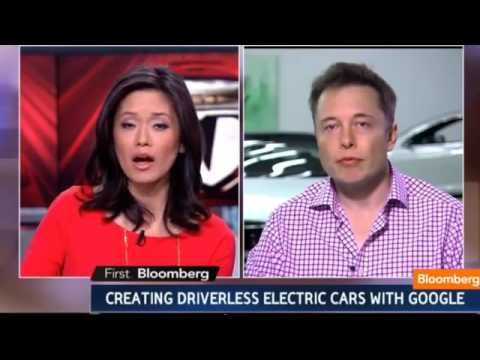 Elon Musk   on autopilot and possible Google partnership