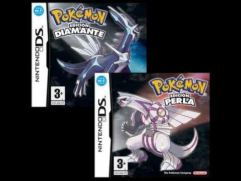 partidas guardadas de pokemon diamante nds