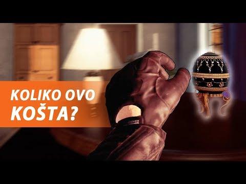 NAJSKUPLJA STVAR KOJU SAM UKRAO? - Thief Simulator (EP15)