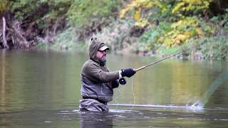 Fly Fishing New York and Vermont for Trout - 2017