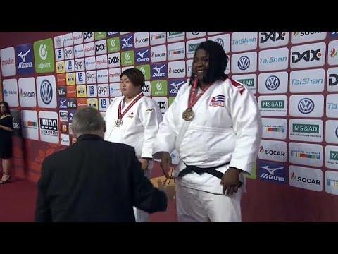 Dazzling display of judo sees Japan dominate Düsseldorf Grand Slam