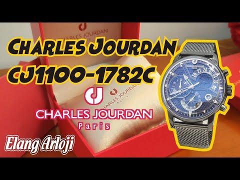 Jam Tangan CJ 1100-1782C REVIEW dan UNBOXING - ELANG ARLOJI
