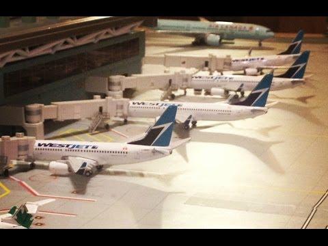 GeminiJets Airport Update: New WestJet 737's!