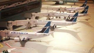 GeminiJets Airport Update: New WestJet 737