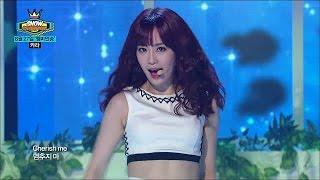 【TVPP】KARA - Mamma Mia, 카라 - 맘마미아 @ Show Champion Live
