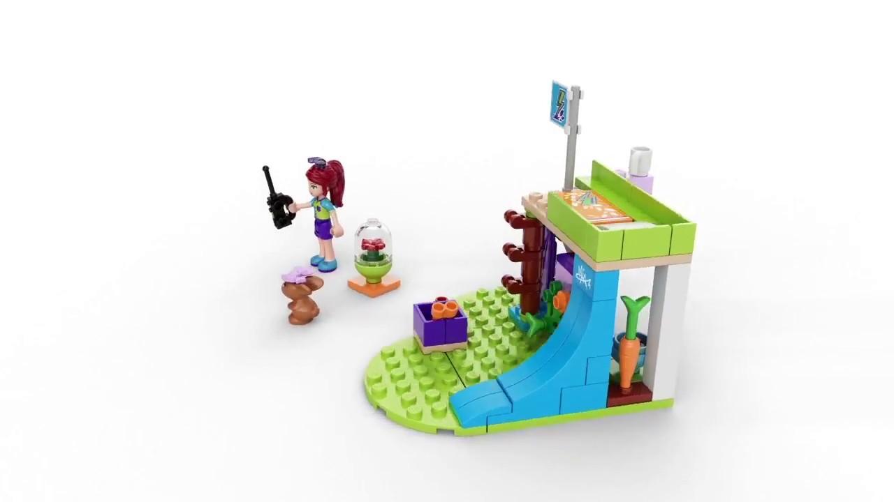 Pirates Of The Caribbean Slaapkamer.Lego Friends 41327 Mia S Slaapkamer 360