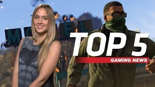 weekly top 5 gta 5 the beast easteregg and free games for july ign daily fix