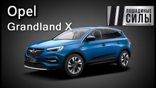 Opel Grandland X 2020 - перезагрузка?