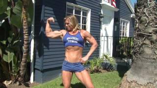 Chris Bruce Transgender bodybuilder
