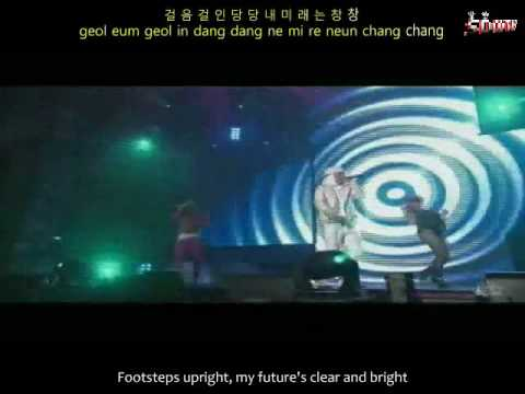[SD8TV] The Leaders Fanmade MV (Karaoke + Eng Sub)