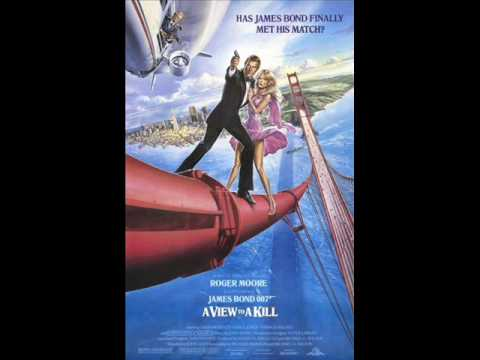 a view to a kill by duran duran 14th james bond 007 movie