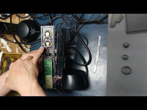 altec lancing vs4121(repair dirty pots)