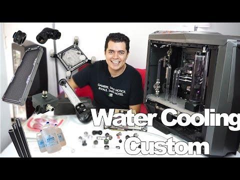 Todo lo básico sobre Enfriamiento liquido para PC | Water Cooling Custom | Proto HW