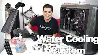 Todo lo básico sobre Enfriamiento liquido para PC   Water Cooling Custom   Proto HW