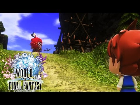 World of Final Fantasy - Side Story Ep. 11: Bartz and Gilgamesh