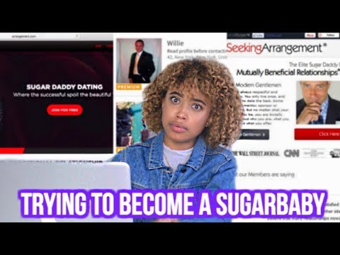 HE OFFERED ME $3,000?! I Tried To Become A SugarBaby...Again