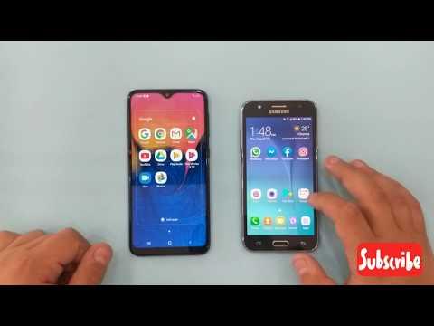 Samsung Galaxy A10 Vs Samsung Galaxy J5