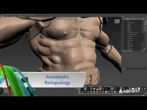 Autodesk Mudbox 2015 - $459 00 : Autodesk&AutoCAD 2010-2017
