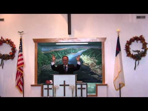 Be Strong in the Lord–Veteran's Day (2 Timothy 2:1) – Part 1