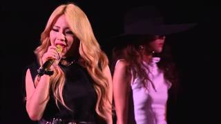 Repeat youtube video 2NE1 & LEE HI - IF I WERE YOU (YG Family Concert 2014)