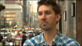 How To Make New Friends in NYC (Fox 5 Interview for GoFindFriends.com)