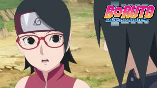 How Do I Awaken Mangekyo? | Boruto: Naruto Next Generations