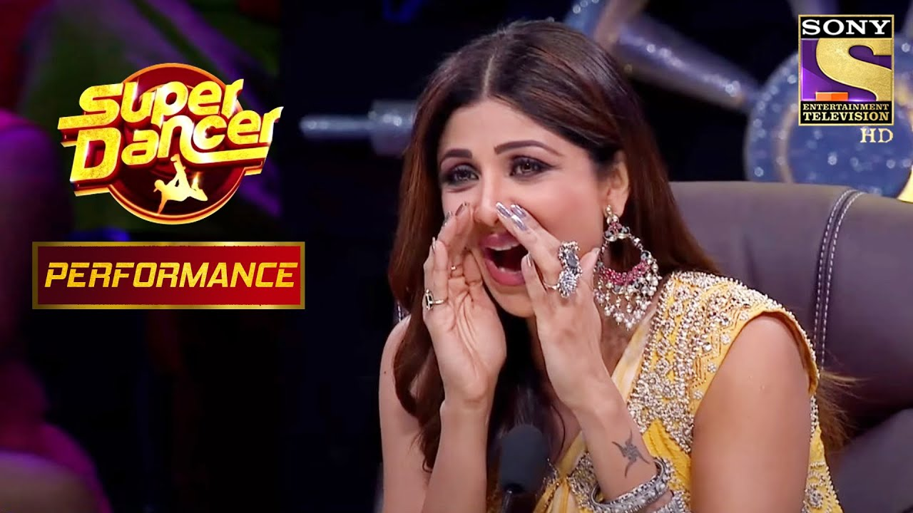 Shilpa Can't Stop Cheering For Awastha | Super Dancer Chapter 3 - YouTube