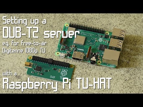 Cutting The Cord: Setting Up A DVB-T2 Server With A Raspberry Pi TV-Hat
