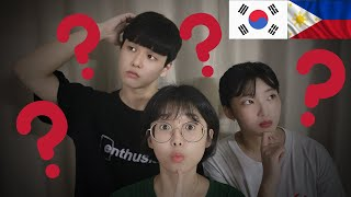 How and Why Koreans come to Philippines | Q&A Philippines