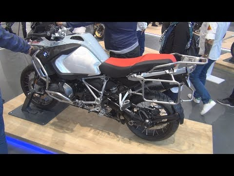 BMW Motorrad R 1250 GS Adventure (2019) Exterior and Interior