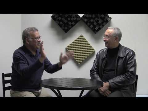 Glenn Robertson Interviewing Jazz Legend Gary Van Dyk African Musicians Trust