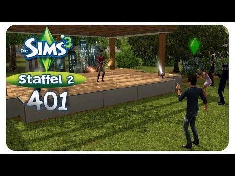Feurige Bühnenshow #401 Die Sims 3 Staffel 2 [alle Addons] - Let's Play