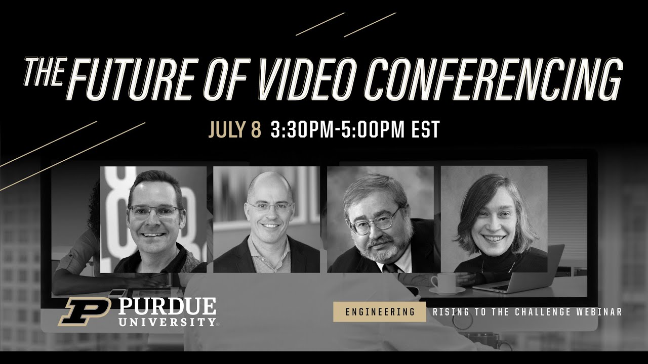 WEBINAR:  The Future of Video Conferencing