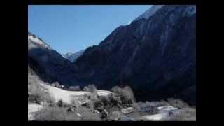 Vidéo Aragnouet Piau Engaly station de ski