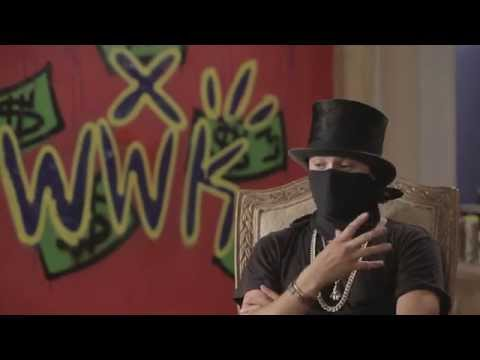 Interview with ALEC MONOPOLY!