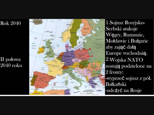 Wielki konflikt w Europie