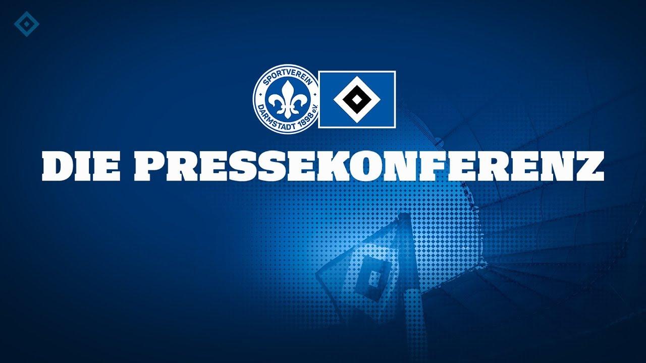 LIVE: Die Pressekonferenz vor Darmstadt