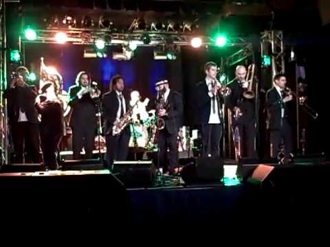 Low Down Brass Band - Captain Hook