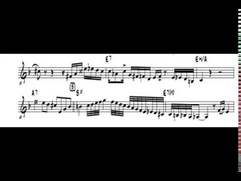 Transcription - Till Bronner - I Fall In Love Too Easily