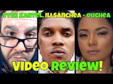 Vybz Kartel, Ili Sanchea - Ouchea (Caspian Video Review!) FREE WORLD BOSS!