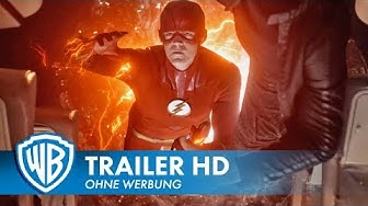 THE FLASH Staffel 5 - Trailer #1 Deutsch HD German (2019)