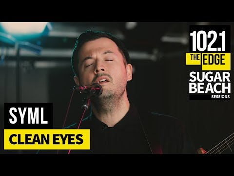 SYML - Clean Eyes (Live at the Edge)