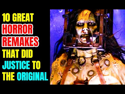 10 Best Horror Movie Remakes That Secured The Charm Of Original Movies!