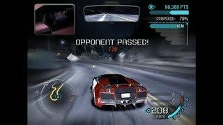 NFS Carbon: Darius OVERTAKEN! -  Lamborghini Murciélago
