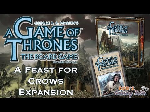 Game of Thrones: The Board Game (A Feast for Crows Expansion)